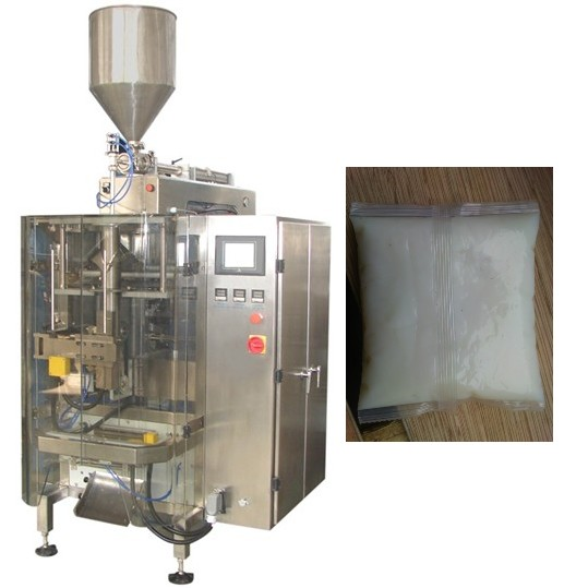 paste packing machine,ketchup packaging machine,jam packing machinery,sauce package machine,curry paste form fill seal machine