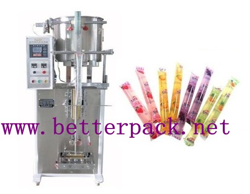 Ice pop packing machine,Jelly stick packaging machine, liquid soft filling and packing machine,jelly strips packing machine